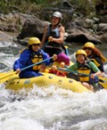 Rafting in the Smokies